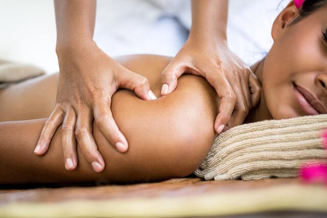 AromaThai Rückenmassage
